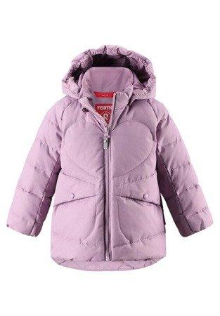 e71e4859 Down jacket Reima Loiste Heather pink