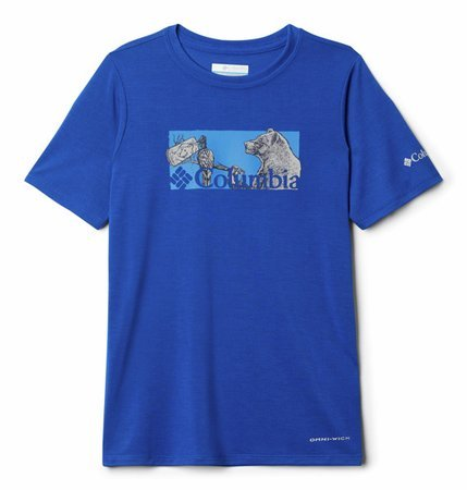 Ranco Lake Short Sleeve Tee Columbia Graphic S/S