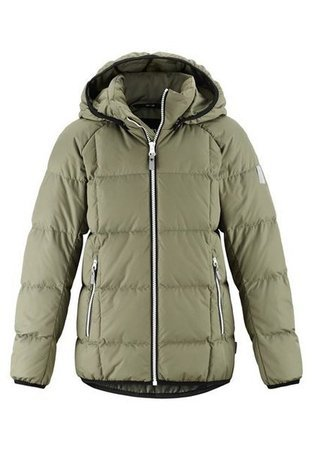 Reima Down jacket Jord Greyish green