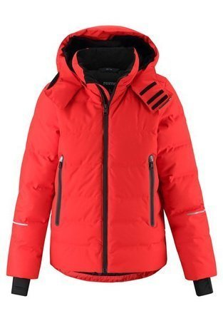 Reima Reimatec down jacket Wakeup Tomato red