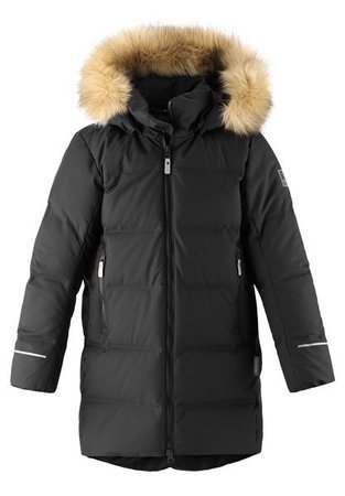 Reima Reimatec down jacket Wisdom Black