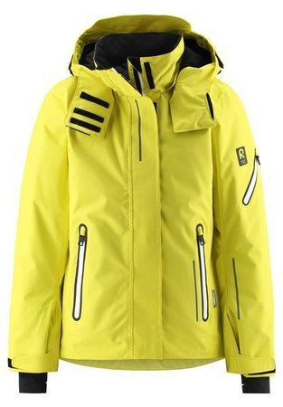 Reima Reimatec winter jacket Frost Lemon yellow