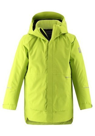Reima Reimatec winter jacket Kulkija Lime green