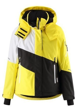 Reima Reimatec winter jacket Seal Lemon yellow