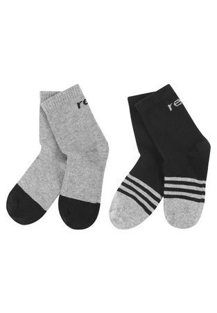 Reima Socks MyDay Black