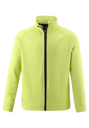 Reima Sweater Johtaen Lime green