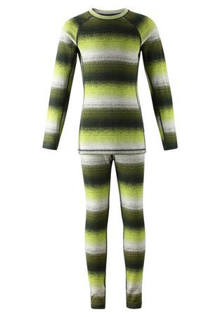 Reima Thermal set Taival Dark green