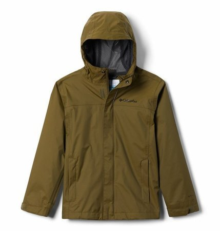 Watertight Jacket Columbia Rain Shell