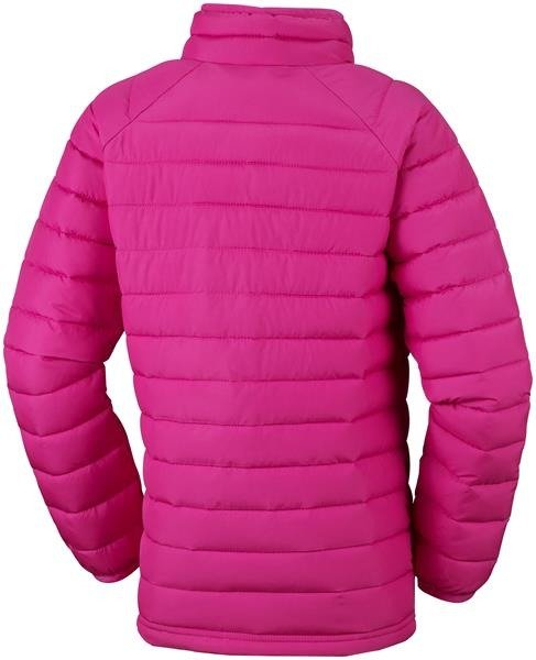 ... Columbia Powder Lite™ Girls Jacket Cactus Pink Click to zoom ... 6b7d8fe0db1c