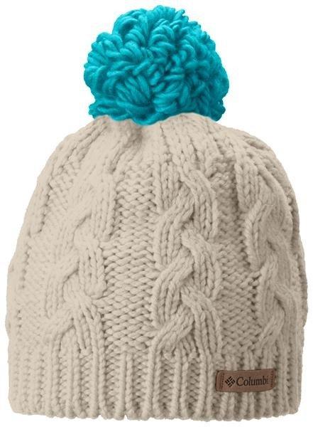 Czapka COLUMBIA Gyroslope Beanie niebiesko-granatowa 192  68ec3637ab