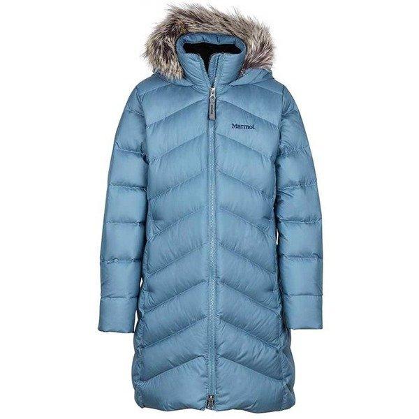 700 Fill Power Down Marmot Girls Montreaux Down Coat