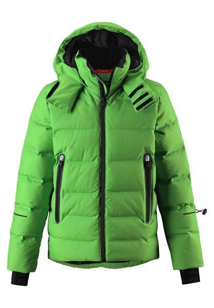 schön Design hochwertiges Design ungeschlagen x Reimatec down jacket Reima Wakeup Fresh green