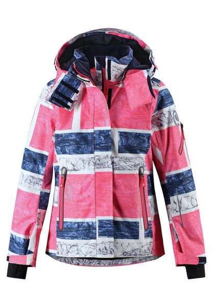 Reimatec winter jacket Reima Frost Strawberry red Click to zoom ... 61708d7a1