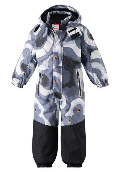 Reima Tornio Winter Overall - Soft Black (520267-9787)