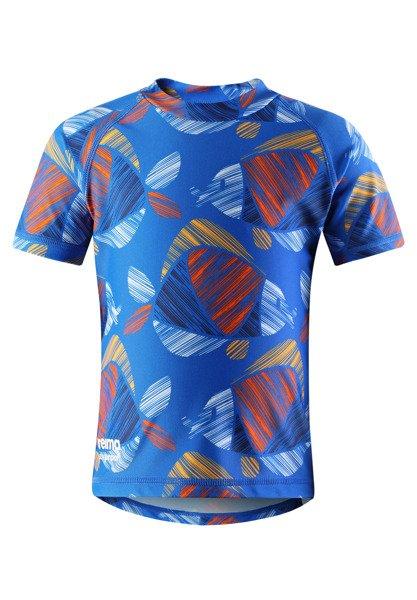 648692142 Swim shirt Reima Azores Blue | UV PROTECTION \ UV shirts