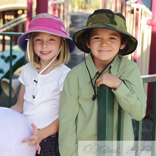 a4104b1105c ... UV Hat Sunday Afternoons Kid s Fun Bucket Pink Camo Click to zoom ...