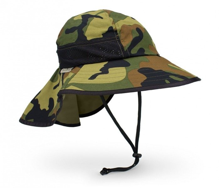 UV Hat Sunday Afternoons Kid s Play Hat Green Camo Click to zoom ... f820d6d2b4b7