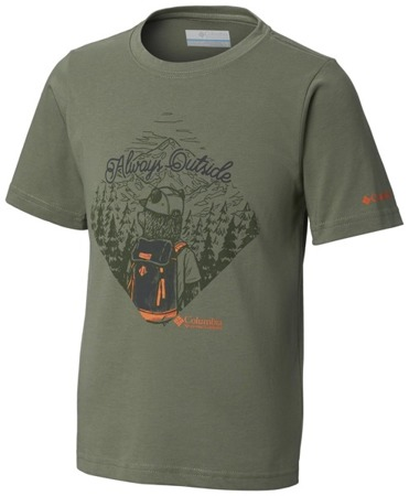 Camp Champs SS Tee-Cypress Bear