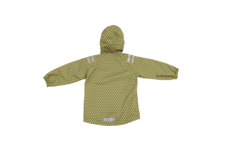 Ducksday Rainjacket funky green