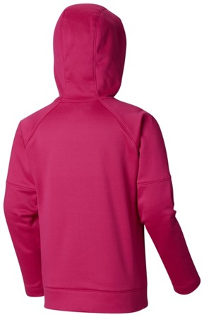 Everyday Easy FZ Fleece-Haute Pink
