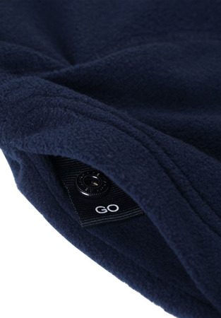 Fleece sweater, Inrun Navy