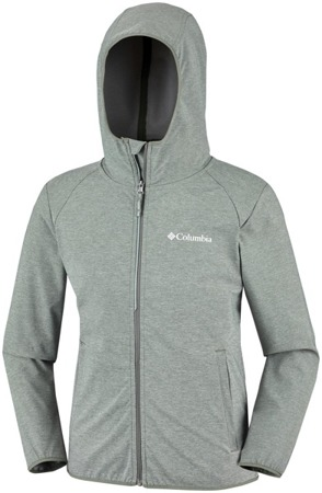 Heather Canyon Softshell-Cypress Heather