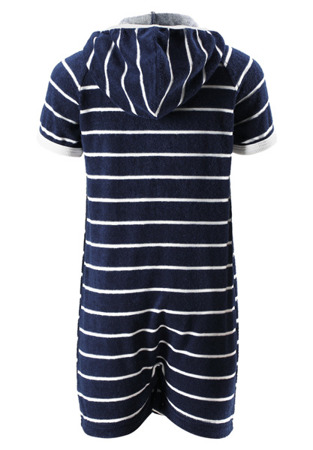 Overall, Oahu Navy blue