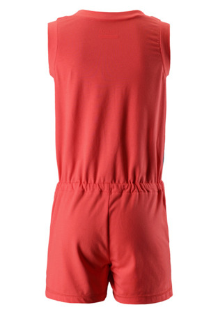 Playsuit, Sommersault Bright red