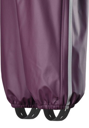 Rain pants Reima Oja Deep purple