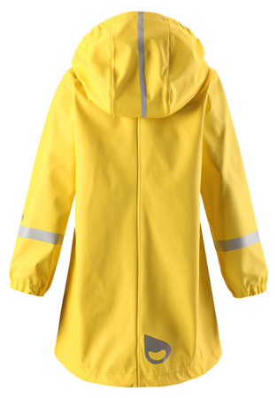 Reima Raincoat Vatten Yellow