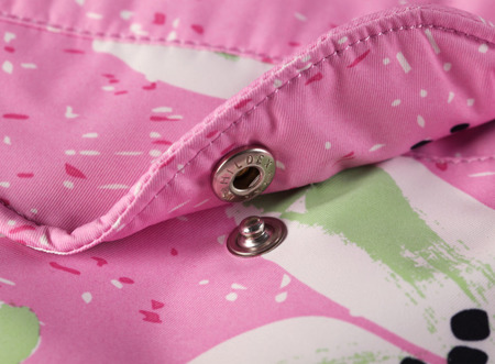 Reimatec® overall, Bloom Candy pink