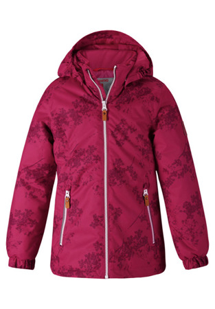 Reimatec winter jacket Reima Ovlin Cranberry pink
