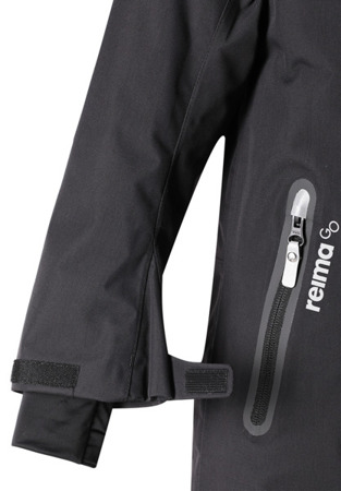 Reimatec winter overall Reima Reach Black