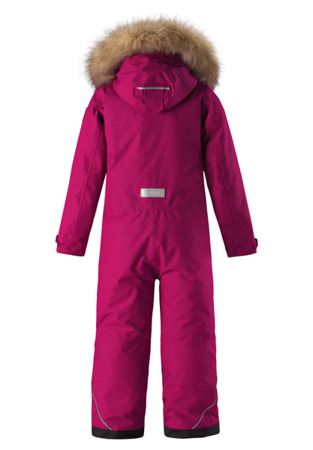 Reimatec winter overall Reima Vuoret Dark berry
