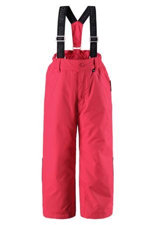 Reimatec winter pants Reima Procyon Strawberry red