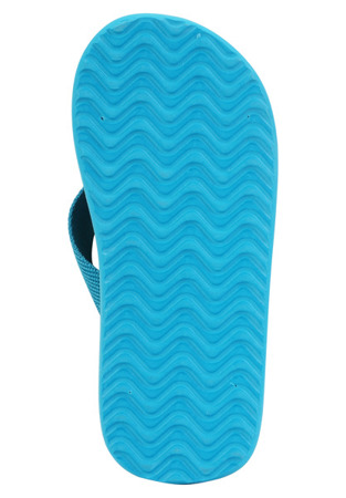 Sandals FlipFlops Reima Plagen Jr Bright turquoise