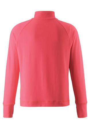 Sweater Reima Block Neon Red