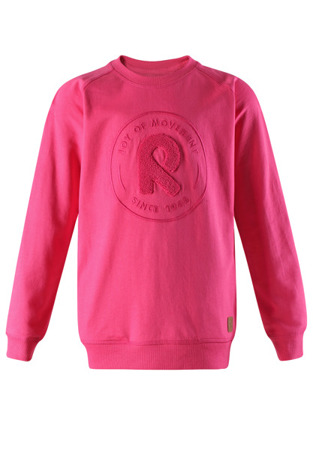 Sweater Reima Stripey Candy pink
