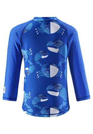 Swim shirt, Borneo Blue