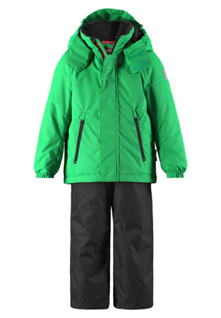 Winter set Reima Rendskyr Fresh green
