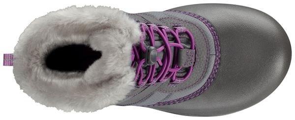 721ce56d Buty zimowe śniegowce COLUMBIA Rope Tow III szare 030 | BUTY \ buty ...