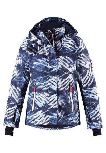 cf18c179c19e0 Kurtka narciarska zimowa Reima Reimatec Frost granat biel Kliknij, aby  powiększyć ...