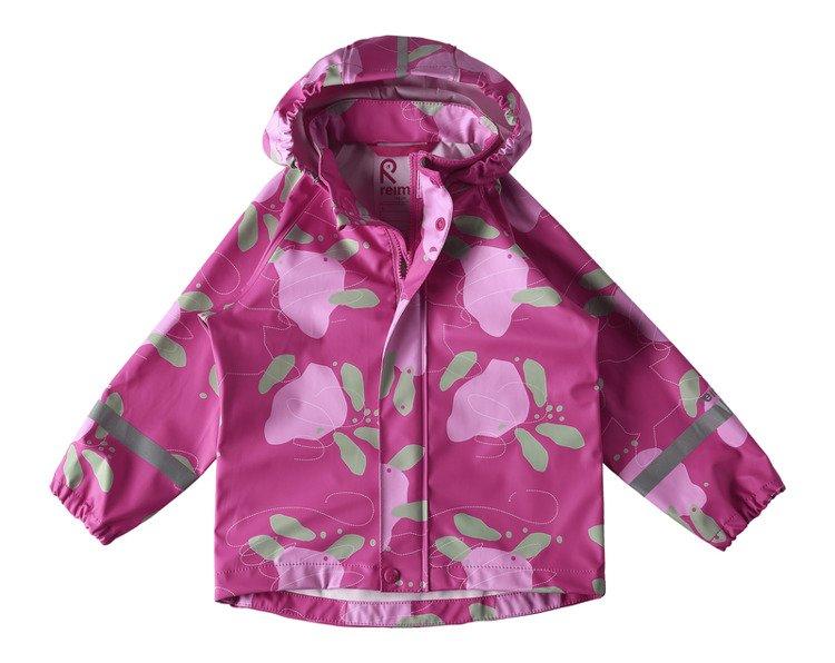 6281cbf66f47e Kurtka przeciwdeszczowa Reima Vesi Różowy różowy wzór | KURTKI ...
