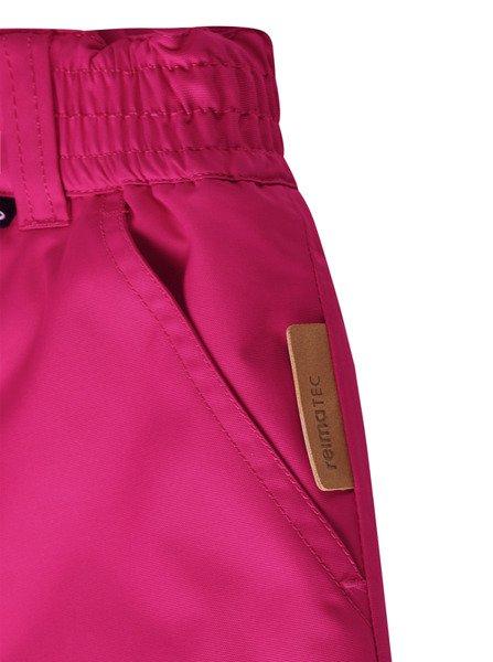 Spodnie zimowe narciarskie Reima Reimatec Procyon Różowy