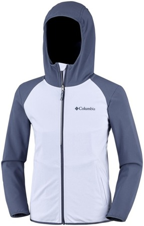 Bluza kurtka softshell Columbia Heather Canyon jasny fiolet