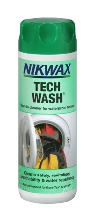 Środek piorący NIKWAX Tech Wash 300ml w butelce
