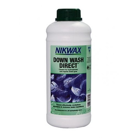 Środek piorący do puchu NIKWAX Down Wash Direct 1L w butelce
